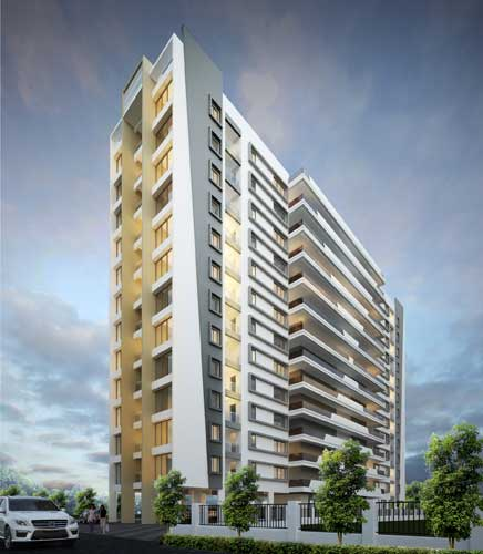 APARTMENT FOR KALYAN DEVELOPERS
