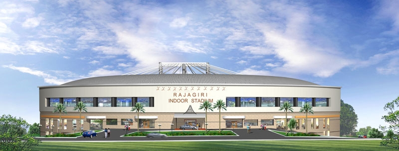 RAJAGIRI INDOOR STADIUM KALAMASSERY