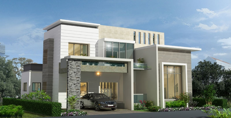VILLA AT TAGORE NAGAR