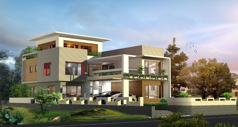 VILLA AT RAVIPURAM